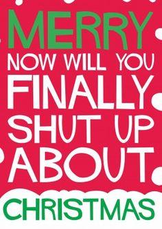 MERRY CHRISTMAS KISS MY ASS ARSE FUNNY XMAS T SHIRT FATHER SANTA ...