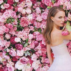 #Natalie #Portman's Miss Dior Eau De Toilette...   Wicker Blog  wickerparadise.com