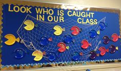 Bulletin board welcome to my class