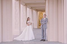 Gilbert Arizona Temple wedding photo