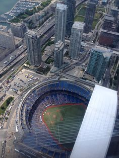 Other view from CN Tower (part 3)