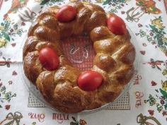 TRADITIONAL GREEK EASTER BREAD (TSOUREKI PASCHALINO) - STAVROS KITCHEN - GREEK CUISINE - YouTube