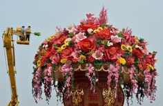 Pot is a big topic, but this? - The Biggest Flower Pot You'll Ever See