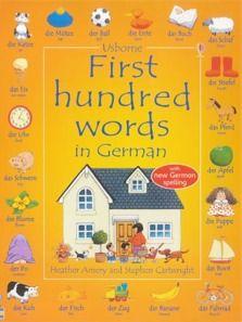 German word tattoo???