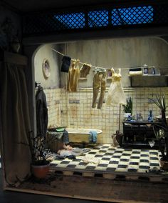 http://lotjesdollshouse.blogspot.ca/  really wonderful dollhouse blog. wow!