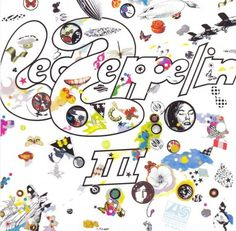 """""""Immigrant Song"""" is a song by the English rock band Led Zeppelin. It was released as a single from their third album, Led Zeppelin III, in Rock Album Covers, Classic Album Covers, Music Album Covers, Music Albums, Music Tv, John Bonham, Led Zeppelin Albums, Led Zeppelin Iii, Vinyls"""