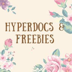 Steal some hyperdocs, slidebooks, and other lessons I've made!