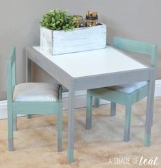 Newest Photos IKEA Hack- Latt Kids Table Makeover Strategies On certainly one of my really repeated visits to IKEA I found cheaper missing tables that were the Ikea Toddler Table, Ikea Kids Table And Chairs, Ikea Table Hack, Ikea Chair, Kid Table, Lego Table, Ikea Hacks, Ikea Furniture Hacks, Kids Furniture