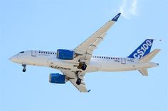 BOMBARDIER SELECTS MOOG FOR TEST ON CARBON FIBER WING