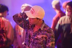 BTS Suga/Fire