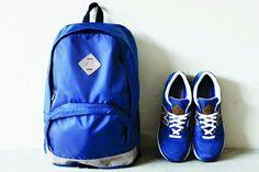 New Balance 574 backpack