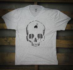 t-shirt-urban-batpattern-skull http://www.bathousedesign.com