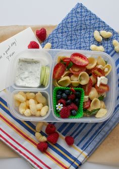 Are you in a lunch box rut? It happens. Anna Julien of The Baby Bump Diaries shares how to refresh your routine -- and help your family stick to its resolution to live healthier this year. Read on to get some lunchbox ideas and learn about the meal-prep approach she uses to pack healthy lunches for her daughter.