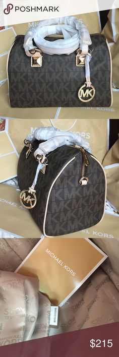 SaleMichael Kors Purse❤️ Authentic Michael Kors GRAYSON SATCHEL. Brand new with tag! Michael Kors Bags Crossbody Bags