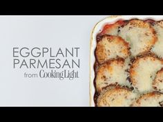 How to Make Easy Eggplant Parmesan | MyRecipes - YouTube