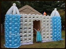 Elegant Balloons, located in Pearl River, provides fabulous balloon decorations to the New York and New Jersey area. Balloon Crafts, Balloon Decorations, Birthday Decorations, Balloon Backdrop, Balloon Wall, Frozen Birthday, Girl Birthday, Wall Backdrops, Backdrops For Parties