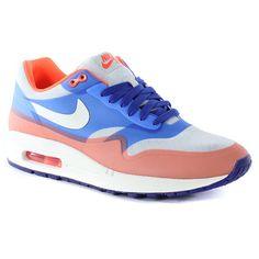 cda24a6a961 Nike Wmns Air Max 1 Hyperfuse Prm Shoes - Hyper Blue total Crimson