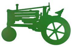 9 tractor vector art ideas   tractors, tractor silhouette, metal art  pinterest