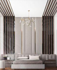 Modern Minimalist Bedroom, Modern Luxury Bedroom, Luxury Bedroom Design, Master Bedroom Interior, Modern Master Bedroom, Bedroom Furniture Design, Master Bedroom Design, Luxurious Bedrooms, Home Decor Bedroom