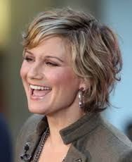 Image result for short hair middle aged woman