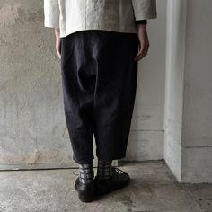 muku / シンプルパンツ