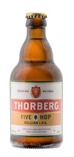 Review: Thorberg Five Hop Belgian IPA