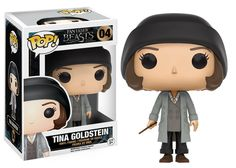 Pop! Movies: Fantastic Beasts and Where to Find Them - Tina Goldstein