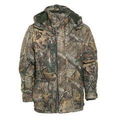 Deerhunter Montana 2.G Jacket - Realtree Xtra Hunting Jackets, Hunting Clothes, Bow Hunting, Deer Stalking, Camo Gear, Realtree Camo, Camo Outfits, Montana, Military Jacket