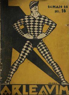 O Arlequim: Revista de atualidades, 1928