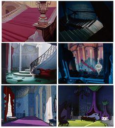 Visual Development (Disney - Cinderella)