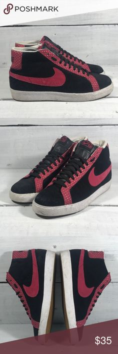 cb80b4350b0 Nike blazer 6.0 mid women s shoes Good Used Condition Very clean with a lot  of life