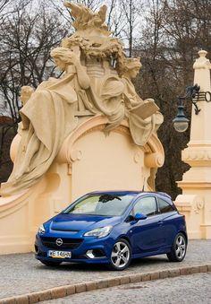 Nowy Opel CORSA OPC już Polsce! Warszawa Warsaw