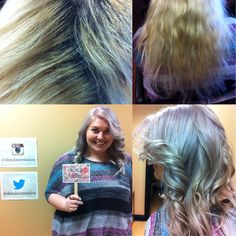 No more warmth! Icy blonde! Brittany Paige 011515