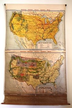USA Magnetic Map Puzzle Stained Plywood Love This Would Be A - Magnetic us wall map