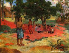 Paru-Paru-Painting-by-Paul-Gauguin.