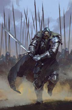 Fantasy Armor, Medieval Fantasy, Dark Fantasy, Dnd Characters, Fantasy Characters, Character Concept, Character Art, Knight Art, Fantasy Setting