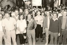 More protests - storming Liverpool Council 1987