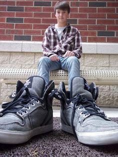 In mijn vaders schoenen..