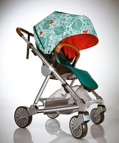 We test-drove the Urbo2 from @mamasandpapasUS - we love the fab design and the amazing features! #babygear