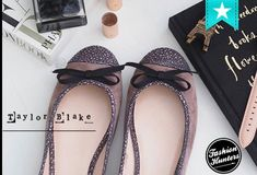 Discover Taylor Blake, a British shoe brand offering beautiful handmade soft leather flat . Fashion Brands, Fashion Online, Ballet Beautiful, Flat Shoes, Jewelry Branding, Chanel Ballet Flats, Shoe Brands, Soft Leather, Cool Style
