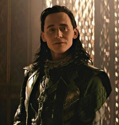 False God (Loki Love Story)