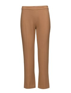 DAY - Pray Concealed zip closure Back darts Stretch fabric Classic Elegant and feminine Office wear Trousers Feminine Office, Darts, Office Wear, Stretch Fabric, Pray, Trousers, Sweatpants, Closure, Zip