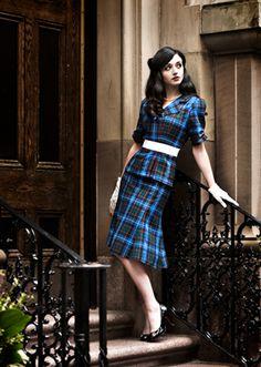 MacRae Tartan Jacket and Skirt