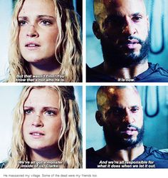 This was so good because Lincoln is right. Finn didn't shoot to protect hinself or someone. He shot because he lost it. He kept shootibg because he couldn't stop. Because he let out the monster and he couldn't control it.