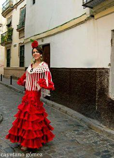 Claudia Alfaro de entreciriosyvolantes vestida por Pitusa Gasul