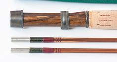 Maxwell, Tom -- 7'6 2/2 4wt bamboo rod