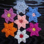 Star flower crochet pattern is one of my beginner crochet patterns.