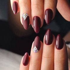 🌹 Have You Tried these 70+ Elegant Chic Classy Nails Art Loved By Both Saint & Sinner? Do you know Burgundy Colors represent Ambition,Wealth,Power & Fearless Love? #NotStayingBlueToday #BurgundyColors 🍅  unique nails stylish nails nails classy nails grey fall nail polish nails beige pastel nails nails diamond nail ifea fancy nails nails green lavender nails nails round alternative nails french nails nail ideas winter coffins nails nails design neutral beige nails