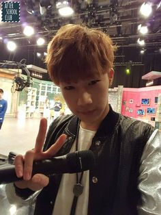 [Twitter] 150519 Arirang After School Club Official Photos - Sungkyu #김성규