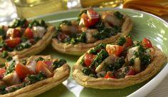 Meerbarben-Tarteletts - ein feines MAGGI Rezept aus der Kategorie Brunch & Buffet. MAGGI Kochtipps für ein gutes Gelingen.